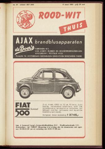 Programmaboekjes (vanaf 1934) 1968-03-17