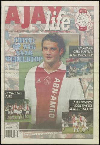 Ajax Life (vanaf 1994) 2000-10-26