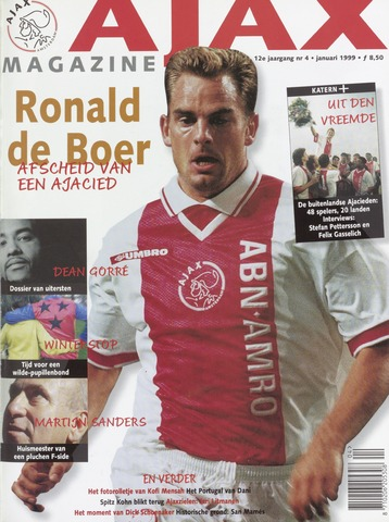 Magazine (1987-2007) 1999