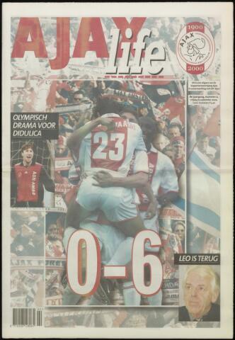 Ajax Life (vanaf 1994) 2000-09-15