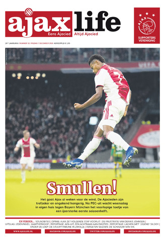 Ajax Life (vanaf 1994) 2018-12-07