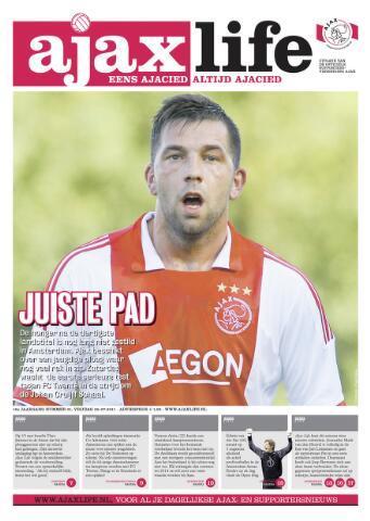Ajax Life (vanaf 1994) 2011-07-29