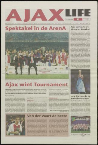 Ajax Life (vanaf 1994) 2002-08-07