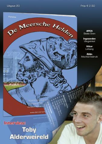 Fanzine De Meersche Helden (vanaf 2008) 2011-10-23