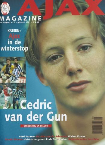 Magazine (1987-2007) 2001-02-01