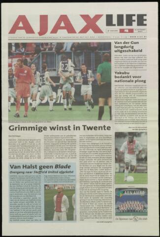 Ajax Life (vanaf 1994) 2001-09-13