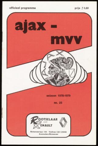 Programmaboekjes (vanaf 1934) 1979-04-07
