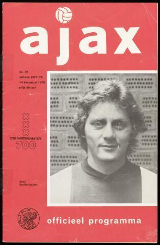 Programmaboekjes (vanaf 1934) 1975-12-14