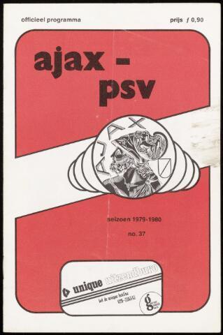 Programmaboekjes (vanaf 1934) 1980-04-29