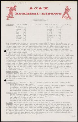 Honkbal nieuws (1963-1972) 1967-05-22