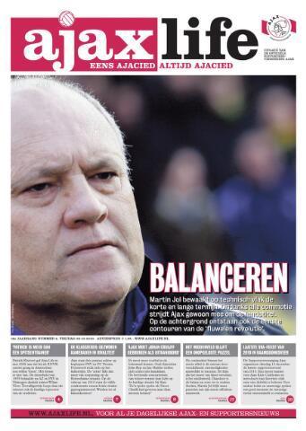 Ajax Life (vanaf 1994) 2010-12-03