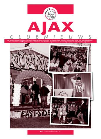 Clubnieuws Ajax (vanaf 1916) 2010-03-01