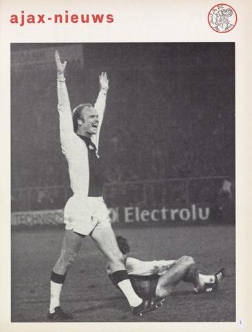 Clubnieuws Ajax (vanaf 1916) 1976-06-01