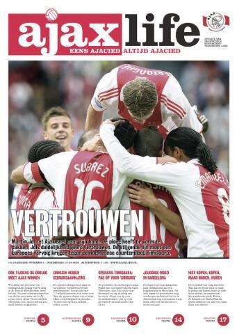 Ajax Life (vanaf 1994) 2009-09-17