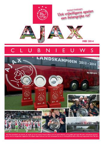 Clubnieuws Ajax (vanaf 1916) 2014-05-01