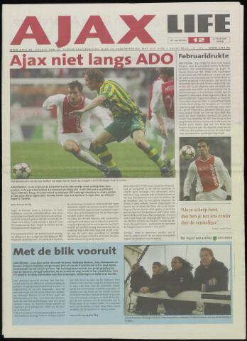 Ajax Life (vanaf 1994) 2005-02-05