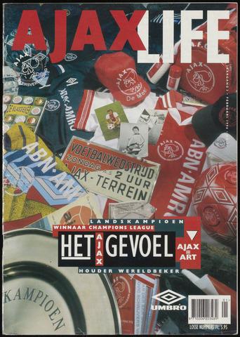 Ajax Life (vanaf 1994) 1996-02-01