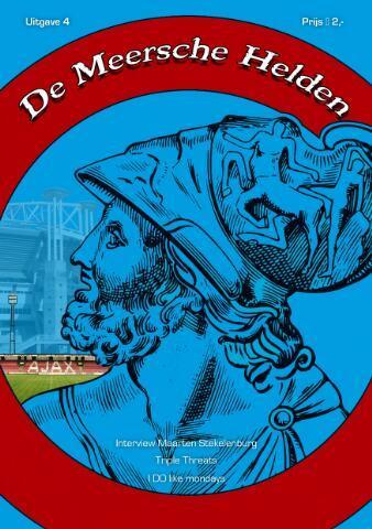 Fanzine De Meersche Helden (vanaf 2008) 2009