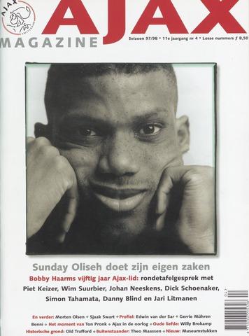 Magazine (1987-2007) 1998