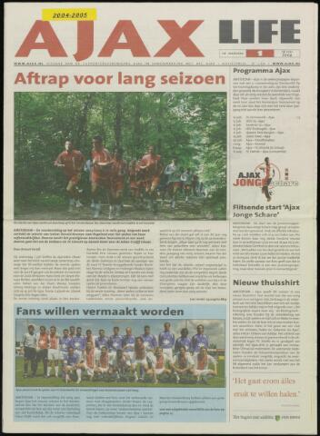 Ajax Life (vanaf 1994) 2004-07-17
