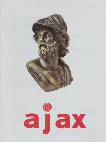 Clubnieuws Ajax (vanaf 1916) 1986-12-01