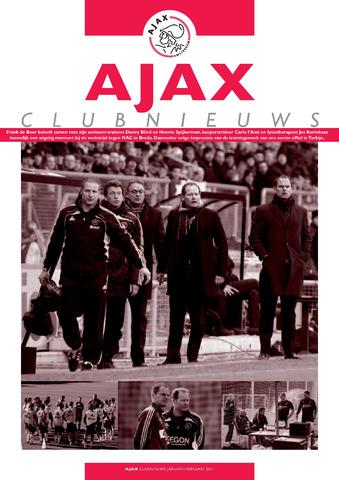 Clubnieuws Ajax (vanaf 1916) 2011-01-01