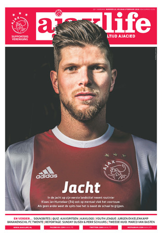 Ajax Life (vanaf 1994) 2018-02-02