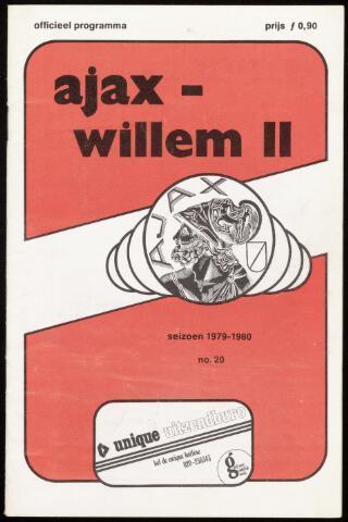 Programmaboekjes (vanaf 1934) 1980-01-13