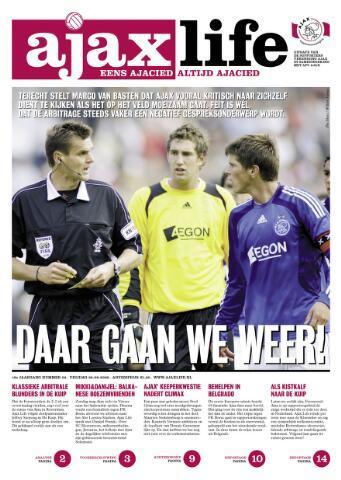 Ajax Life (vanaf 1994) 2008-09-26
