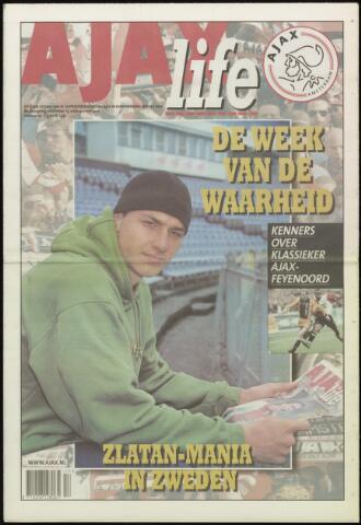 Ajax Life (vanaf 1994) 2001-05-11