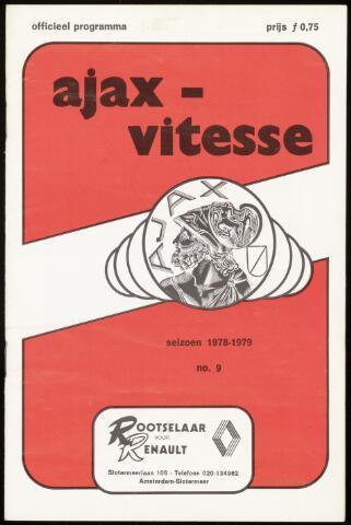Programmaboekjes (vanaf 1934) 1978-10-08