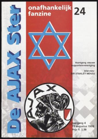 Fanzine De Ajax Ster (1996-2001) 1999-08-15