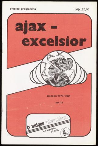 Programmaboekjes (vanaf 1934) 1979-12-16