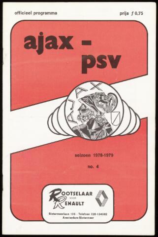 Programmaboekjes (vanaf 1934) 1978-09-10