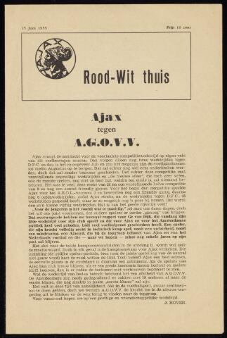 Programmaboekjes (vanaf 1934) 1955-06-15