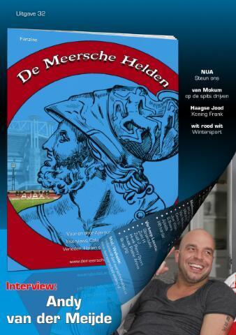 Fanzine De Meersche Helden (vanaf 2008) 2014