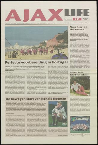 Ajax Life (vanaf 1994) 2002-01-24