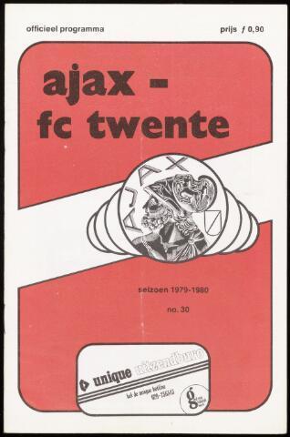 Programmaboekjes (vanaf 1934) 1980-03-23