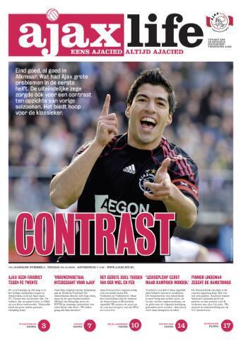 Ajax Life (vanaf 1994) 2009-10-30