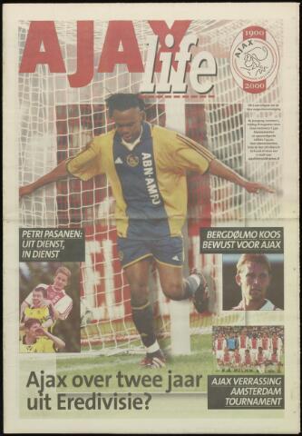 Ajax Life (vanaf 1994) 2000-08-18