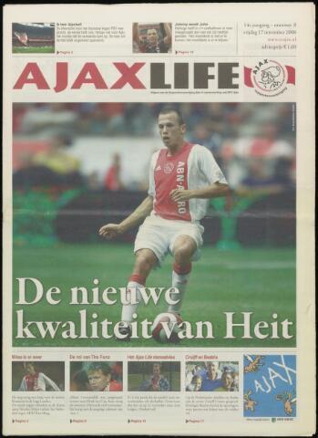 Ajax Life (vanaf 1994) 2006-11-17