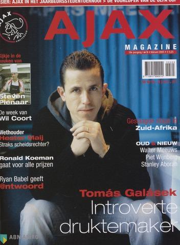 Magazine (1987-2007) 2005-02-01