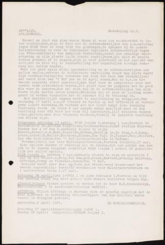 Honkbal nieuws (1963-1972) 1963-04-09
