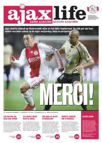 Ajax Life (vanaf 1994) 2009-03-21