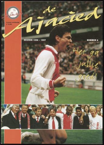 Clubblad De Ajacied (1997-2009) 1997-06-01