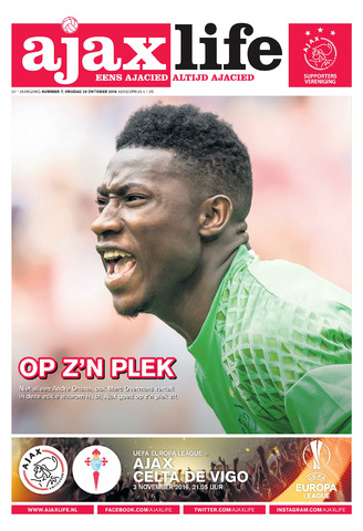 Ajax Life (vanaf 1994) 2016-10-28