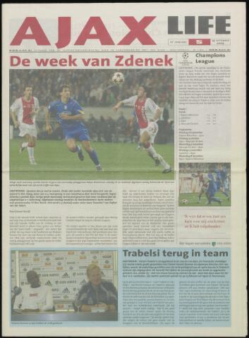Ajax Life (vanaf 1994) 2004-09-25