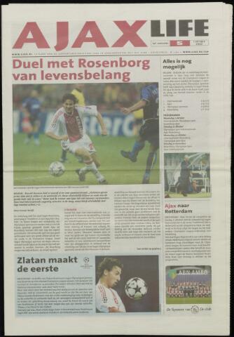 Ajax Life (vanaf 1994) 2002-10-01