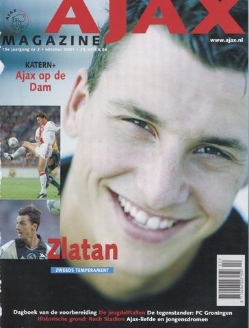 Magazine (1987-2007) 2001-10-01