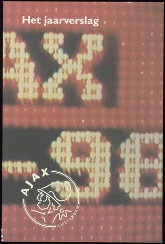 Jaarverslagen Ajax NV (vanaf 1997) 1997